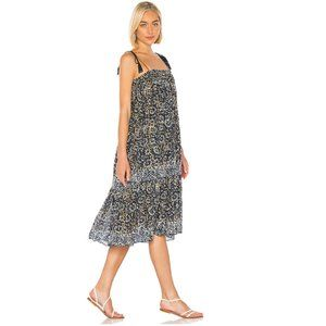Ulla Johnson Eugenia Dress in Azul 6